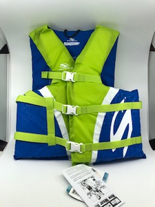Stern Life Vests only size over size left