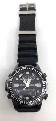 St Moritz Neros Dive log Watch used