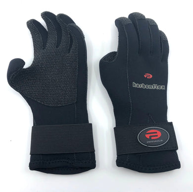 Pinnacle Karbonflex 4mm Kevlar Glove Size X-Small Only