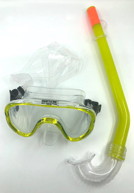 Seac Marina Mask and Junior Snorkel
