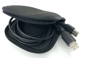 Hollis Explorer - Mk1 USB data cable / charger and pouch - 25550
