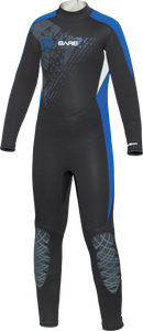 Bare 7/6mm Children's  Manta  Full Wetsuit