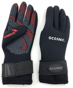 Oceanic Mako Gloves
