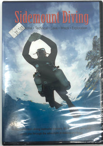 Sidemount Diving DVD