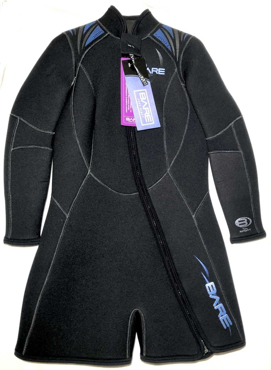 Bare Ladies Sport 7mm Jacket