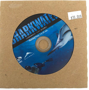 Shark water DVD
