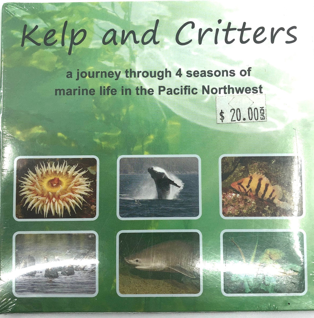 Kelp and Creatures DVD
