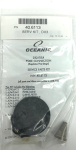 Oceanic DX3 First Stage Service Kit