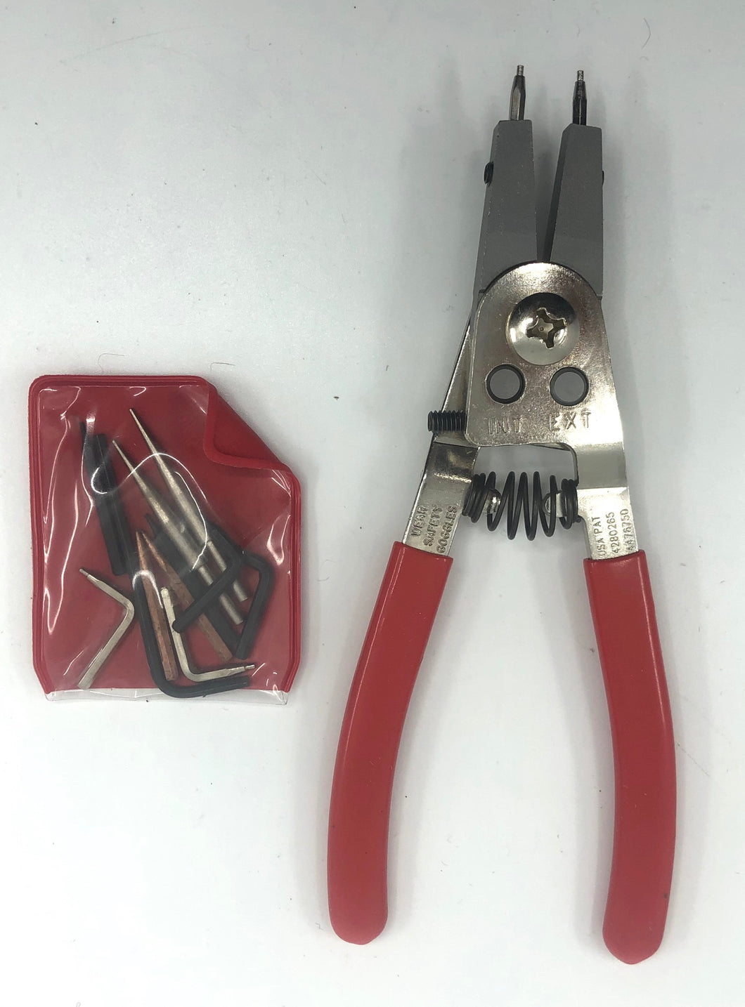 Circlip Pliers With Tips 40-6413