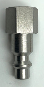 Hoffman Fluid Power Series A Male and Female Quick Couplers