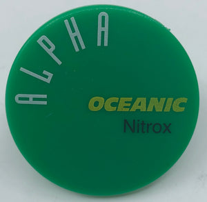 Oceanic Purge Button 6123