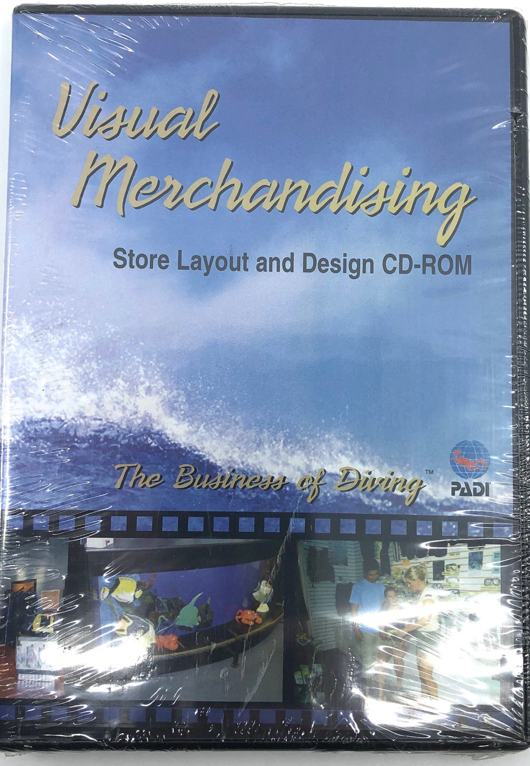 Padi Visual Merchandising Store Layout DVD