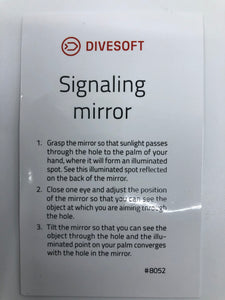 Dive Soft Signaling Mirror