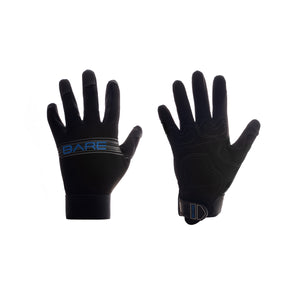 BARE 2MM TROPIC PRO GLOVE (DOUBLE AMARA)