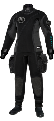 BARE WOMEN'S GUARDIAN TECH DRYSUIT - STOCK SIZES