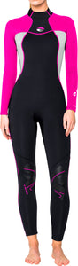 Bare Ladies 3/2mm Nixie full wetsuit