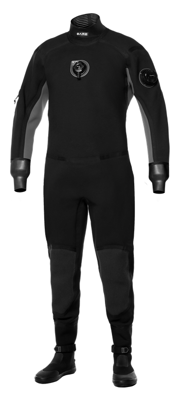 BARE SENTRY PRO DRYSUIT-  STOCK