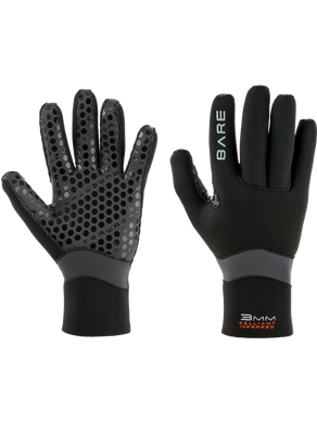 BARE 3MM ULTRAWARMTH GLOVES