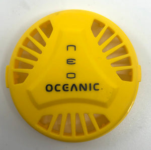 Oceanic Neo Yellow faceplate 9876.53