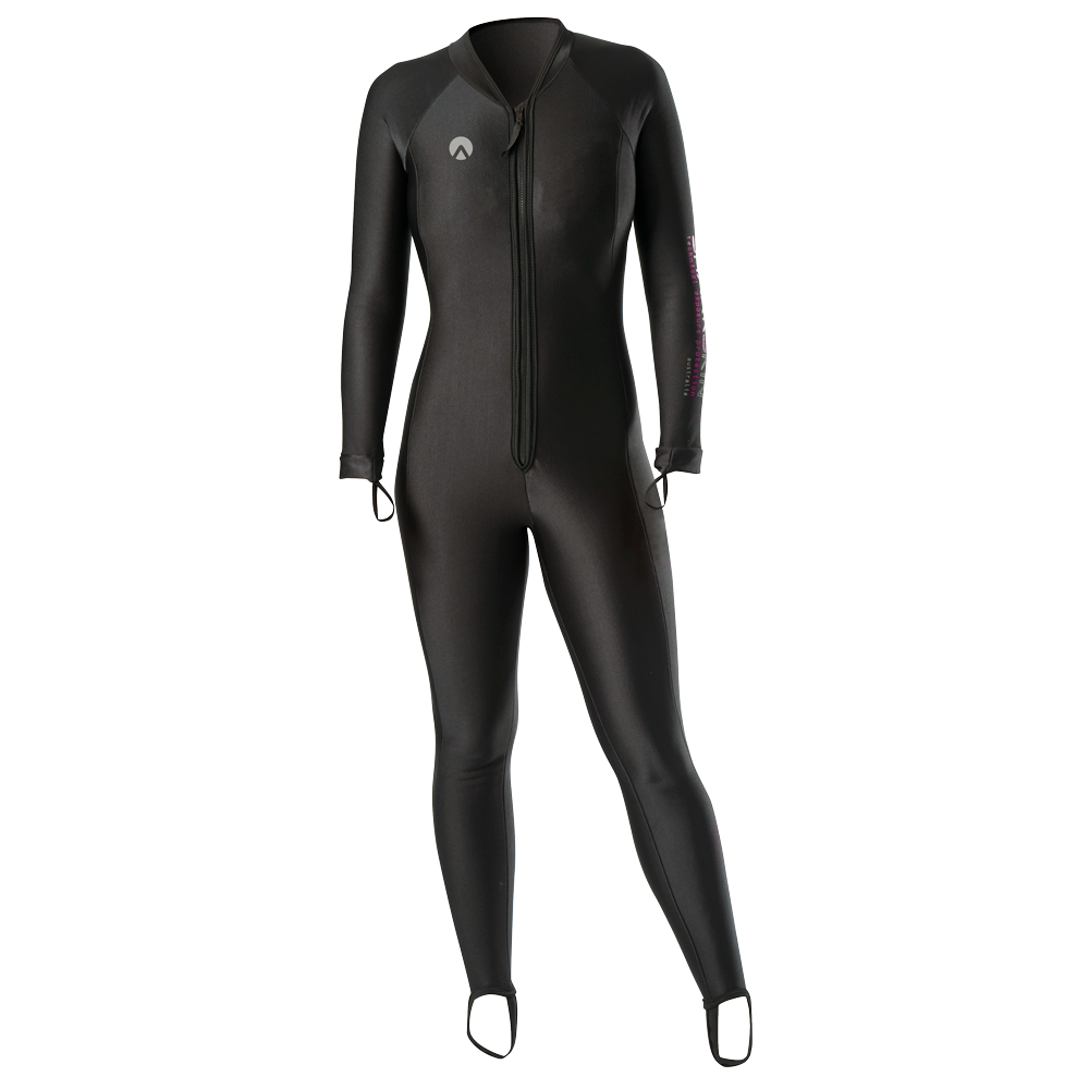 Sharkskin Chill Proof front zip ladies full suit