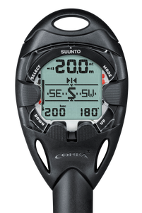 Suunto COBRA 3 BLACK