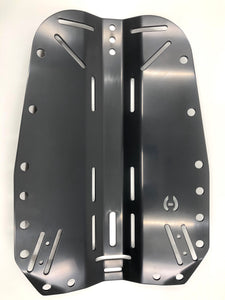 Hollis Backplate Aluminum Sexy Black