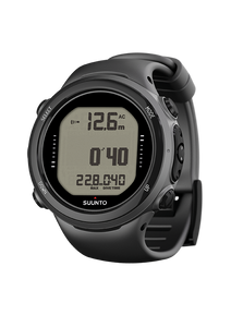 Suunto D4i Novo Black computer with USB