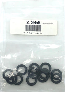 Oceanic Cone Seat O-Ring 2.205 12 Pack