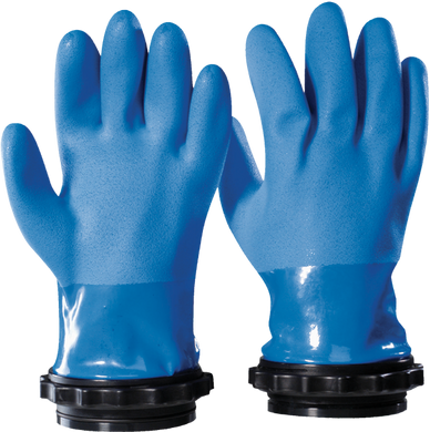 BARE REPLACEMENT DRY GLOVES ONLY