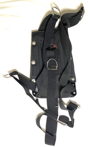 Saekodive Aluminum Backplate and Harness