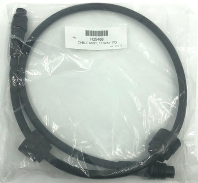 Hollis Explorer cable Assembly for the Handset ( 11 Way)