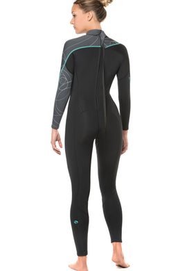 Bare 7mm Elate Full Ladies Wetsuit