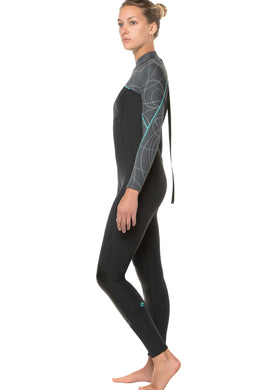 Bare 5mm Elate Full Ladies Wetsuit