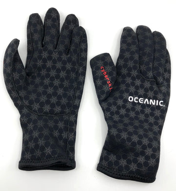 Oceanic 2mm Cyberskin Glove