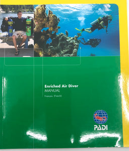 Padi French Nitrox Manual