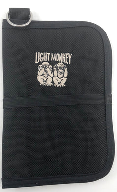 Light Monkey Wet Note Book with Cordura Cover