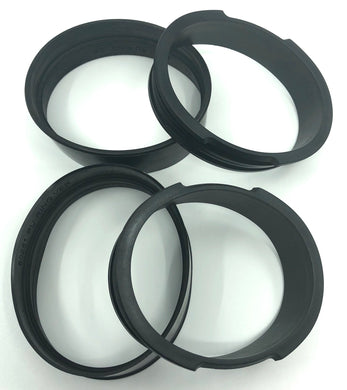 Hollis Cuff Ring Oval Set Silicone