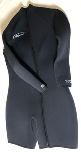Neosport Ladies size 12  2 piece 7mm wetsuit