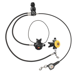 Dive Rite  Regulator with a 28 inch hose XT2 Complete Package