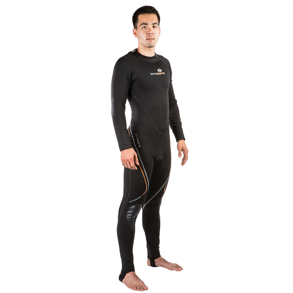 Lava Core Men's Back Zipper Fullsuit