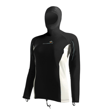 Lava Core Ladies Hooded Shirt