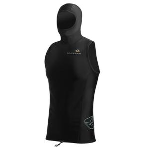 Lava Core Ladies Hooded Vest