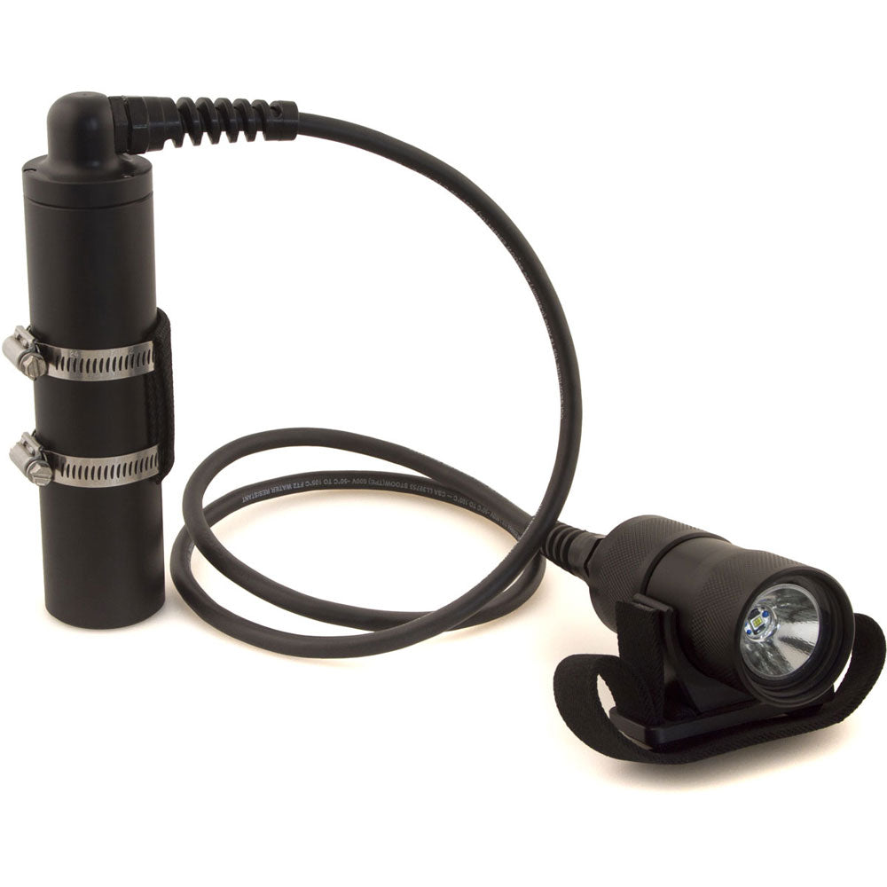 Light monkey 5-12 Sidemount LED Primary Light