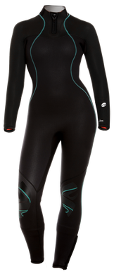 Bare 3/2mm Nixie Ultra Full Ladies Wetsuit