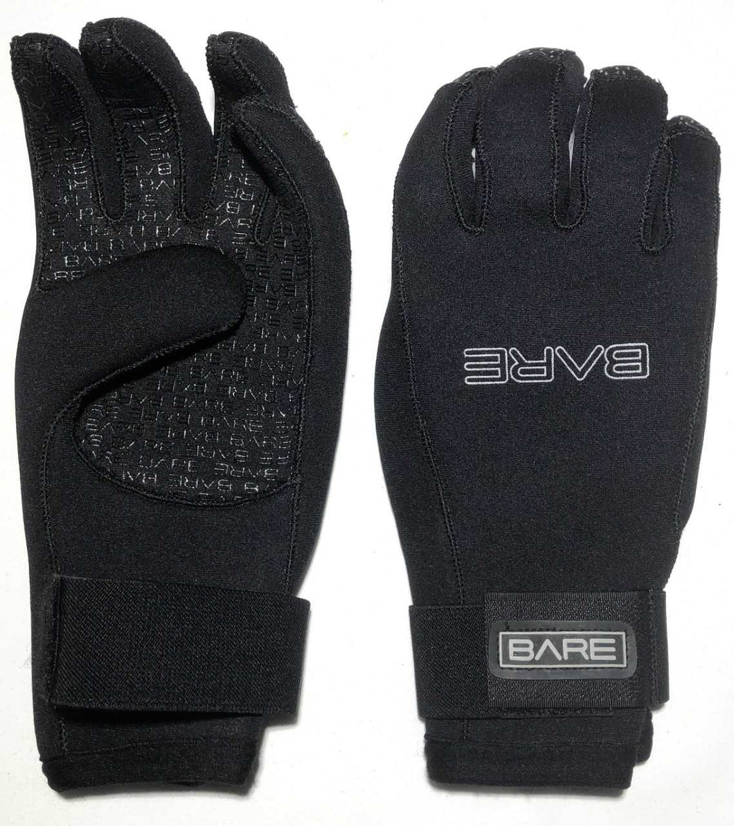 Bare SD 5mm Glove Medium and XX-Large