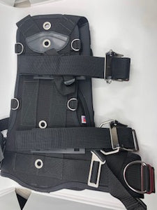 Dive Rite Extra Large XT Harness with Travel EXP Wing