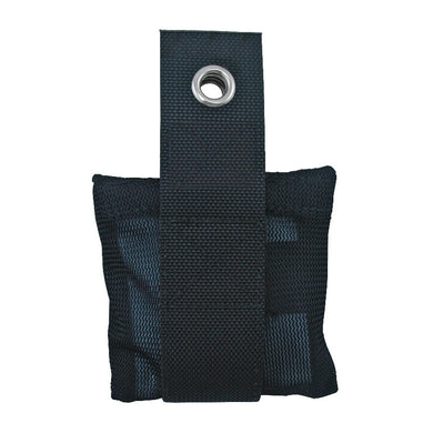 XS Scuba Tail Weight Pouch