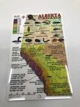 Alberta Fish ID Card