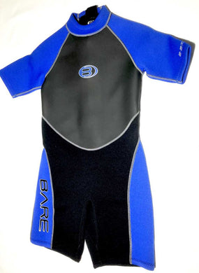 Bare Attack Junior Shorty Size 12