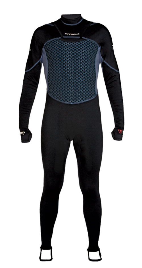 Pinnacle Men's Inferno V-Skin Full Suit